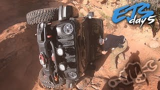Download JL Rollover & Cliffhanger Trail Night Ride - EJS 2019 Day 5 Video