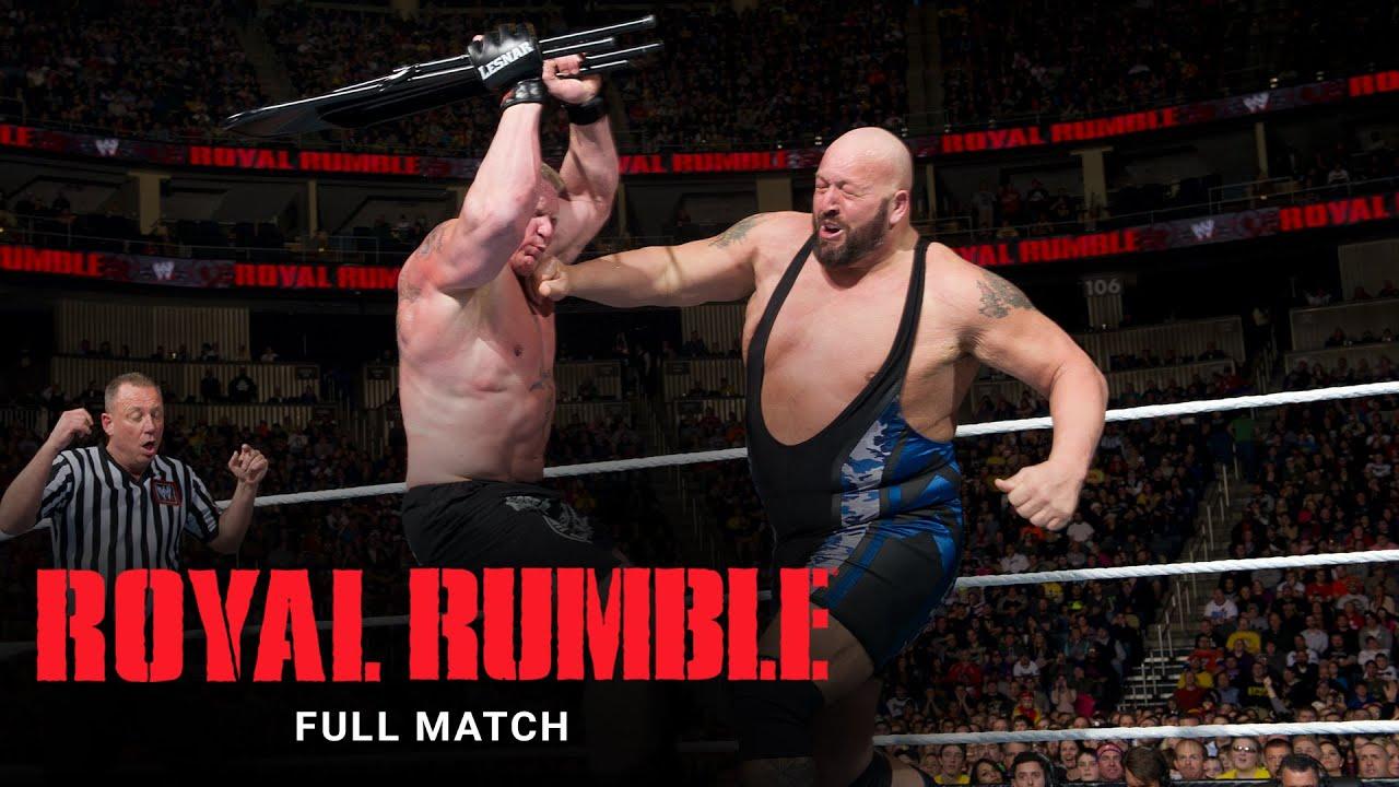 FULL MATCH - Big Show vs. Brock Lesnar: Royal Rumble 2014