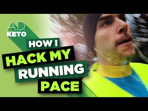 How I Hack My Running Pace