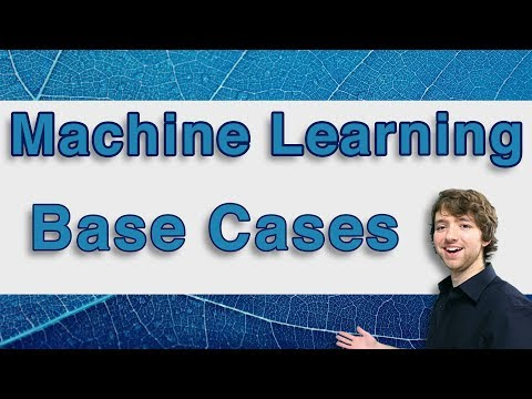 Machine Learning and Predictive Analytics - Recursion Base Cases - #MachineLearning