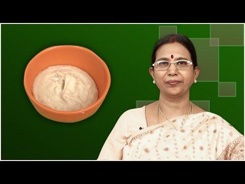 Banana Porridge | Mallika Badrinath Recipes | Baby Food