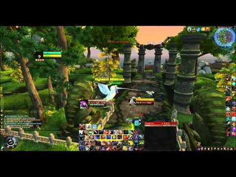 World of Warcraft | How to fly on timeless isle