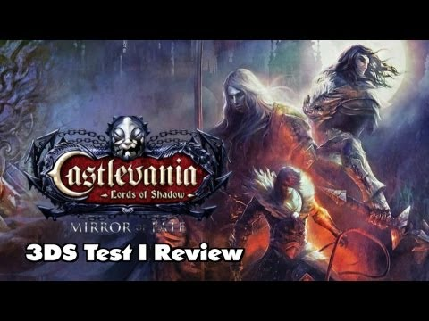 Castlevania: Lords of Shadow - Mirror of Fate - 3DS Review [HD/Deutsch]
