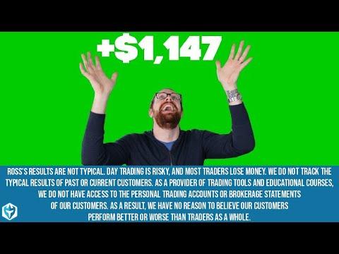 Trading Recap: Digging My Way Out! +$1,147!