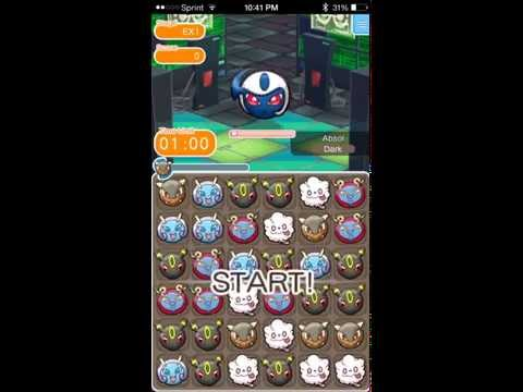 Lets Play Pokemon Shuffle Mobile for iPhone! Expert Stages!