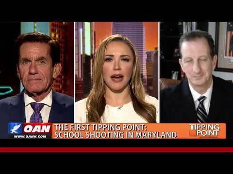 GOA's Erich Pratt on OANN's Tipping Point Debating Gun Control