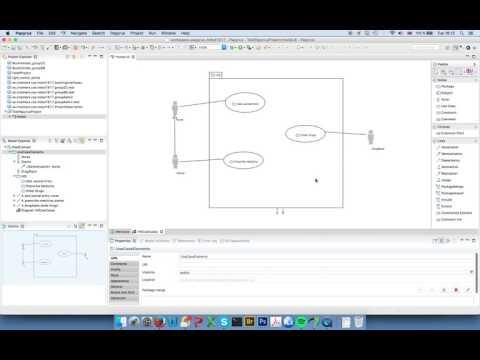 Papyrus 2.0: Use Case Diagrams