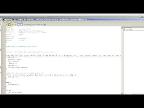 Responsive WordPress Theme Update 1.9.3.5 explained