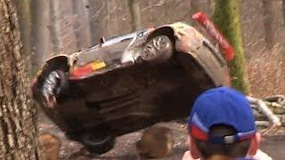 Spa Rally 2018 | Crash & Flat Out