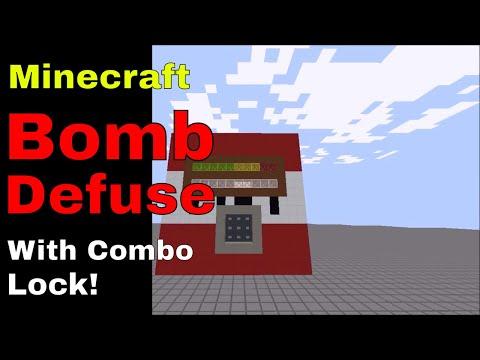 Minecraft Bomb Defuse