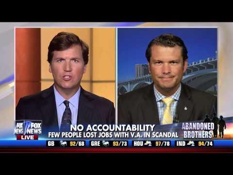 Fox & Friends | AFGE Opposes VA Accountability Act