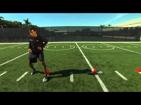 Cone Drills - Footwork, Aglity & Acceleration Series - IMG Academy (6 of 6)