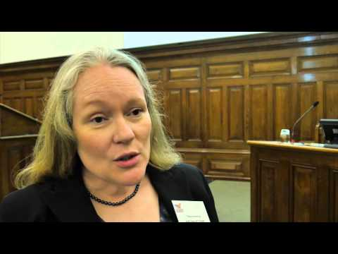 2015 AWF Discussion Forum - Testimonial from Tiffany Hemming, Chair of Trustees
