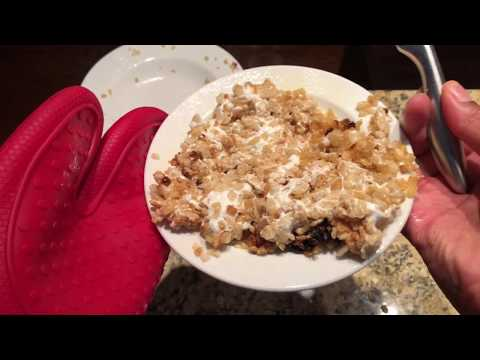 HOW TO MAKE RICE CRISPY TREATS IN MICROWAVE