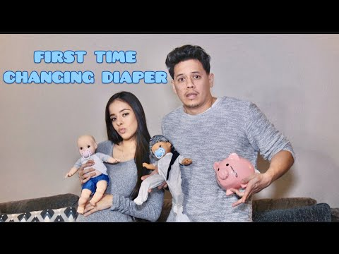 Xxx Mp4 My FIRST TIME CHANGING A DIAPER 37 Weeks 3gp Sex