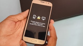 Firmware upgrade eencountered an issue on Samsung - How to Fix 100% Solution