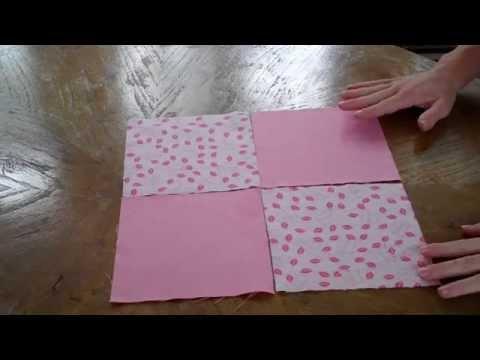 Taggie Blanket - Part 1 of 3