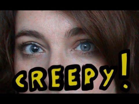 Freaky Eyes + New Flare :(