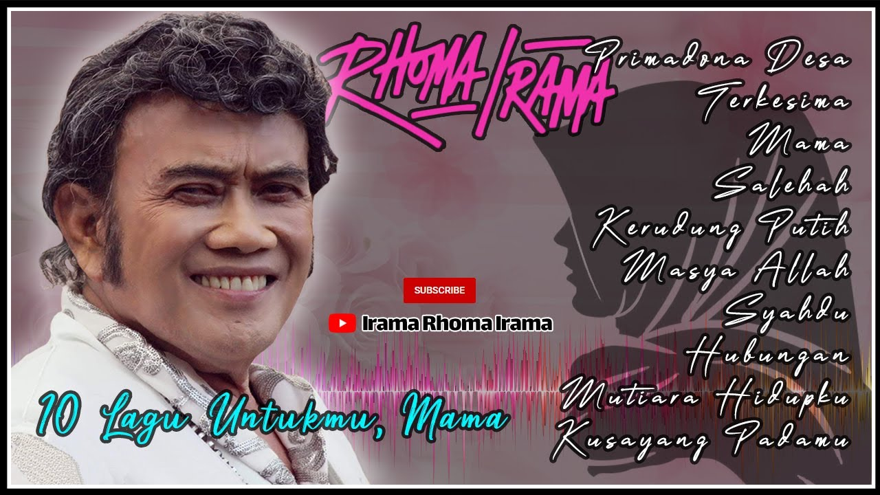 Download 10 Lagu Rhoma Irama Untukmu, Mama MP3 Gratis