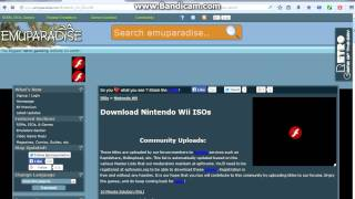 wii iso files