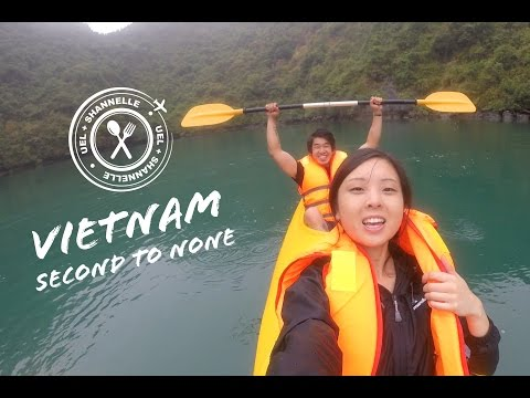 Vietnam || Ep 2 || From Enjoying a Halong Bay Cruise to EATING COCKROACHES!?!?