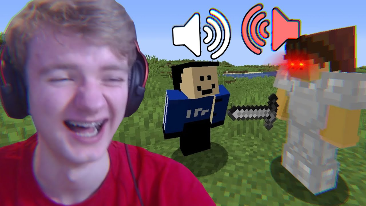 The Funniest Minecraft Mod Ever