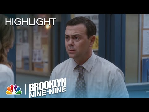 Gina And Boyle's Parents Reach Old People's Third Base | Season 2 Ep. 10 | BROOKLYN NINE-NINE
