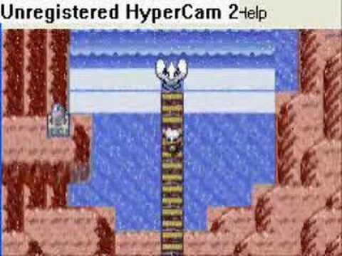 Pokemon Emerald hack:Lugia Event