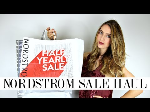 NORDSTROM SALE TRY-ON HAUL + MY TOP PICKS! | Shea Whitney