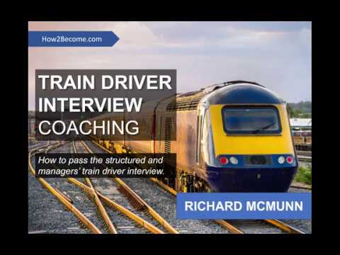 Train Driver Interview Questions Answers - Why do you want to become a train driver?