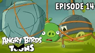 Angry Birds Toons - Dopeys On A Rope (Ep14 S1)