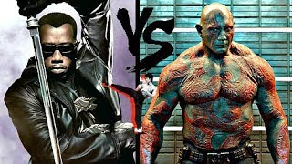 Wesley Snipes VS. Dave Bautista EPIC FIGHTS⚔ Blade vs Drax Weapons | Guardians Of The Martial Arts!
