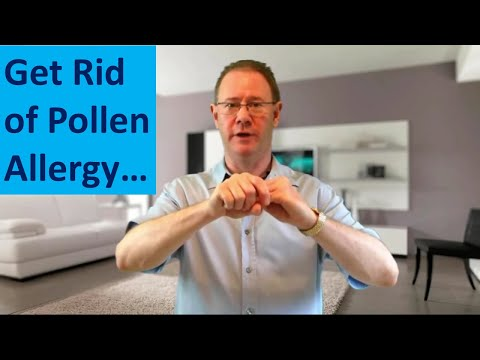 How To Get Rid Of Pollen Allergy - Crazy Fast Allergy Cure.Try EFT Now - Energy Healing