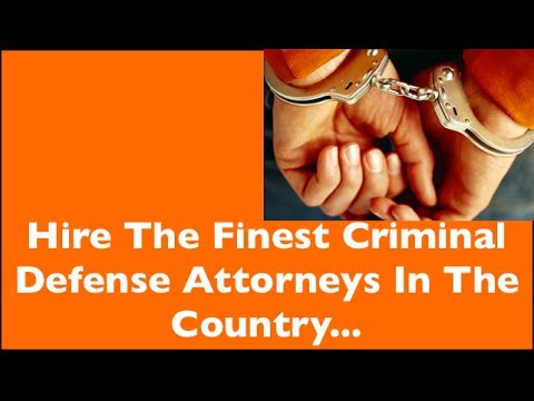 What Is The Best Way To Pick A Criminal Defense Attorney
