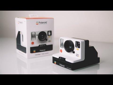 Polaroid OneStep 2 Camera Unboxing