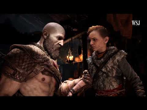 Hack 'n' Slash Meets Parenting in Sony's 'God of War' Reboot