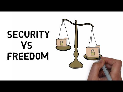 Security vs Freedom | Can you have too much security?