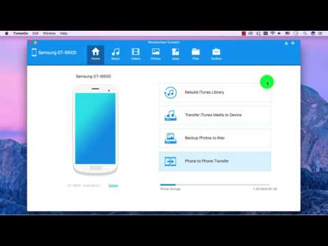 How do I Transfer Photos from Mac to my Android Phone ?