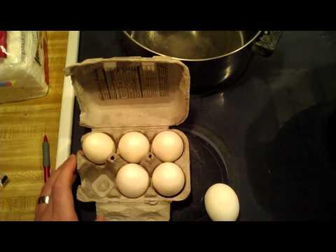 Room Temperature eggs month 2