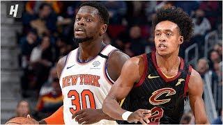 New York Knicks vs Cleveland Cavaliers - Full Game Highlights | January 20, 2020 | 2019-20 Season