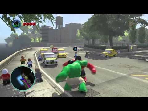Lego Marvel - Xbox One - Hulk Vs Red Hulk