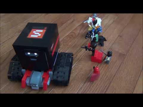 Autonomous robot with SBrick Plus