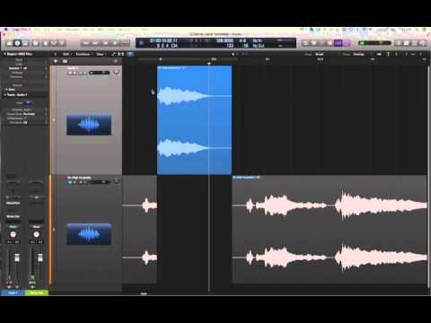 How to create a vocal lead synth sound in Logic X tutorial (Major Lazer, Afrojack, DJ Snake)