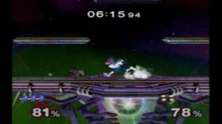Trahh(falco) Vs. Bacon (falcon) 1