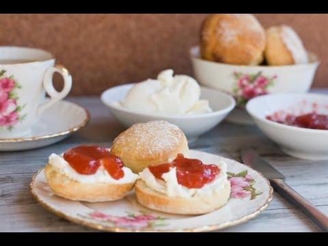 How to make Scones and an English Cream Tea
