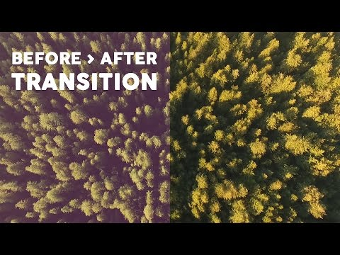 How to create a Before / After Transition Effect (Premiere Pro)