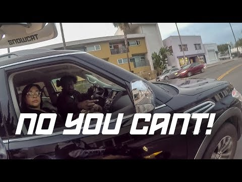 YOU CAN'T DO THAT HERE! Flordia vs California (Bad Driver Compilation)