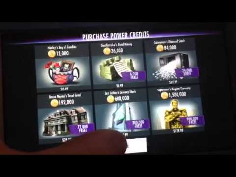 Injustice Gods Among Us IPhone/IPod glitch 2015