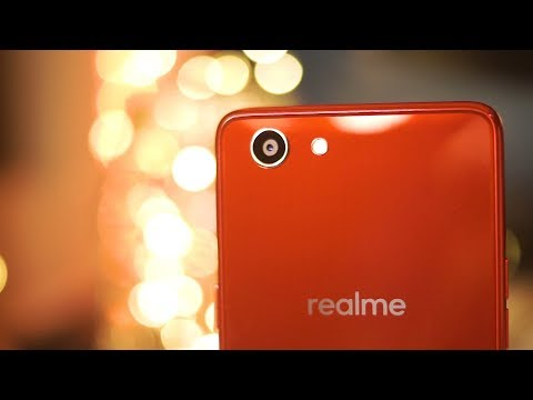 Oppo Realme 1 Solar Red Unboxing - HOT 🔥 [Hindi]