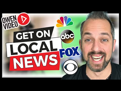 Get Your Channel Featured on the news - 3 PR Tips for Entrepreneurs
